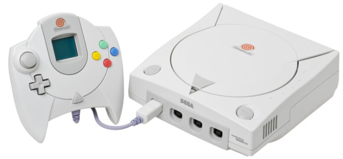 The original Sega Dreamcast. Will there be a Dreamcast 2?