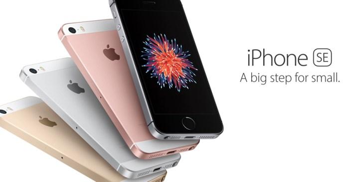 Apple Inc iPhone SE