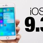 iOS 9.3 Jailbreak Update Info (2016)