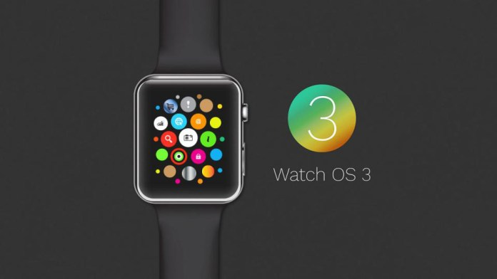 watchOS 3 expected to completely refine the Apple Watch experience