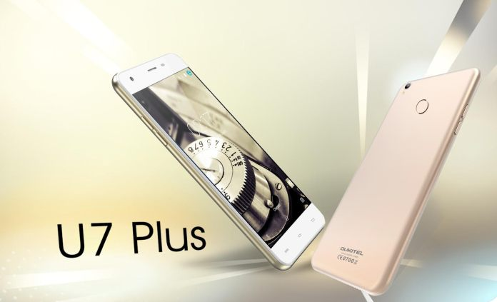 OUKITEL U7 Plus brings a SIM card tray to add not two, but three cards