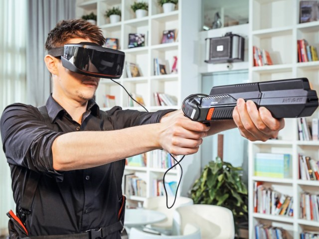 Future Gaming Gadgets Set to Revolutionise Gaming