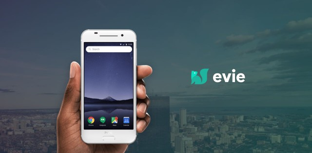 Evie launcher for Android - If you like it simple