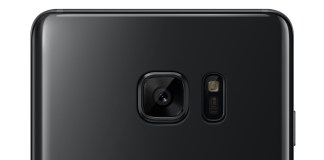 Galaxy S7 Glossy Black