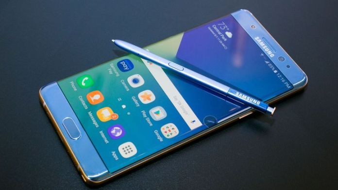 Samsung apologizes for the problems caused by Note 7 in full page ads