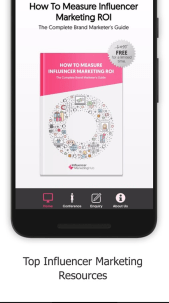 Influencer Marketing Hub is the leading Business Resource for many things Influencer Marketing 3