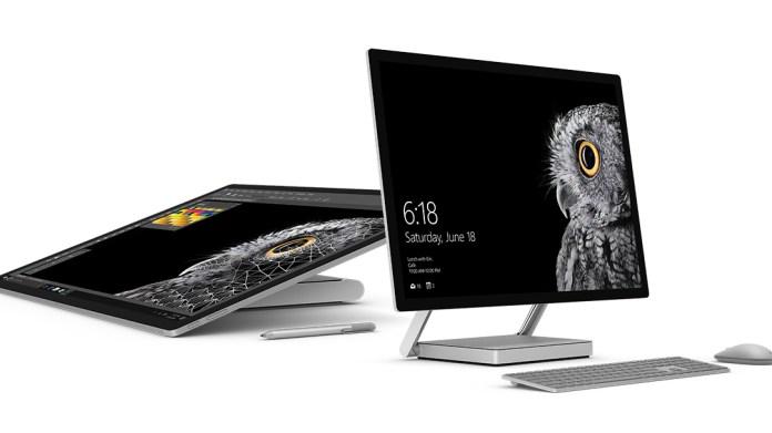 Microsoft Surface Studio component upgrade