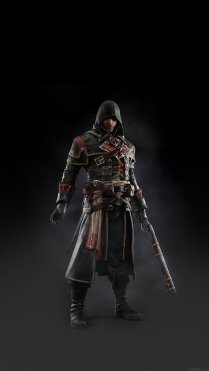 Assassin's Creed 3 HD Gaming Wallpapers for iPhone 7