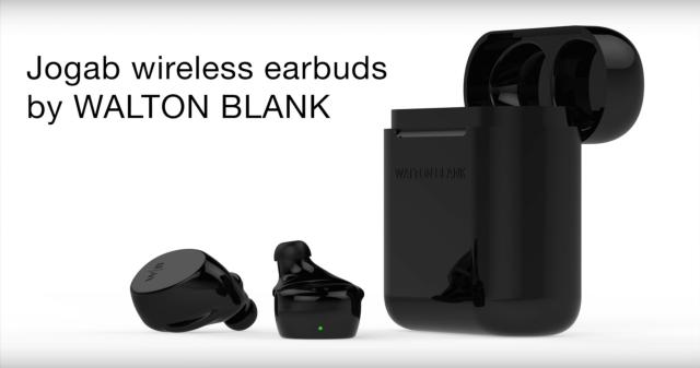 Jogab - Next Generation Wireless Earbuds