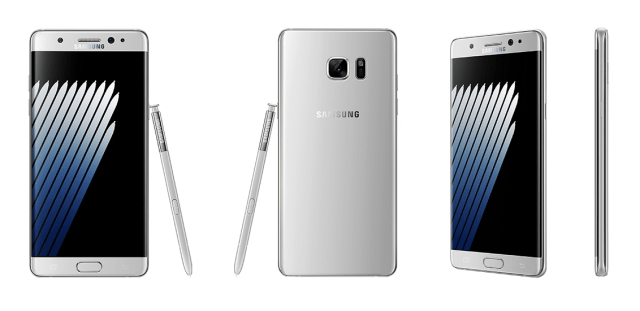Samsung is not going to be selling its refurbished Galaxy Note7