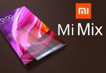 Xiaomi Mi Mix 2 Design Leaked