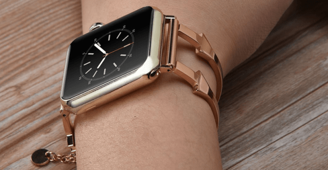 V-Moro's Luxury Arrow Stainless Steel Band