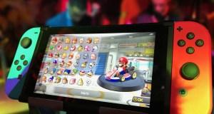 Nintendo Switch PlayStation 4