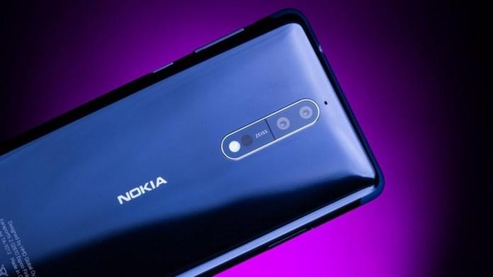 Photo of a Nokia phone for representational purpose