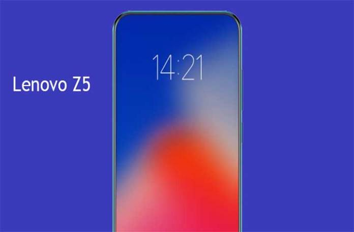 lenovo z5 full screen