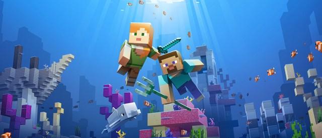 Minecraft Aquatic