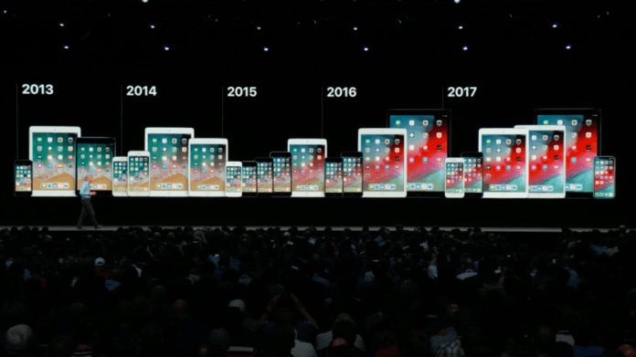 iOS 12 will support many older iPhones