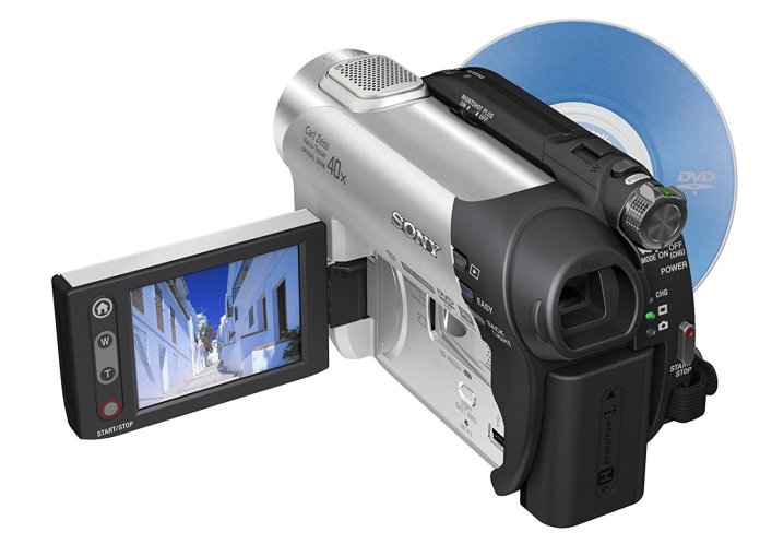 Digital Camera and DVD