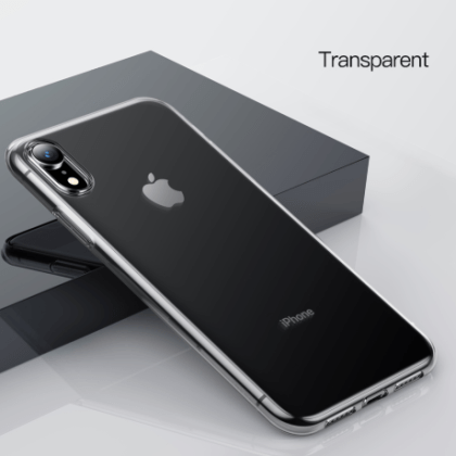Clear Soft Silicone Ultra Thin Transparent Case