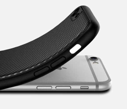 Thin Carbon Fiber Case Flexible