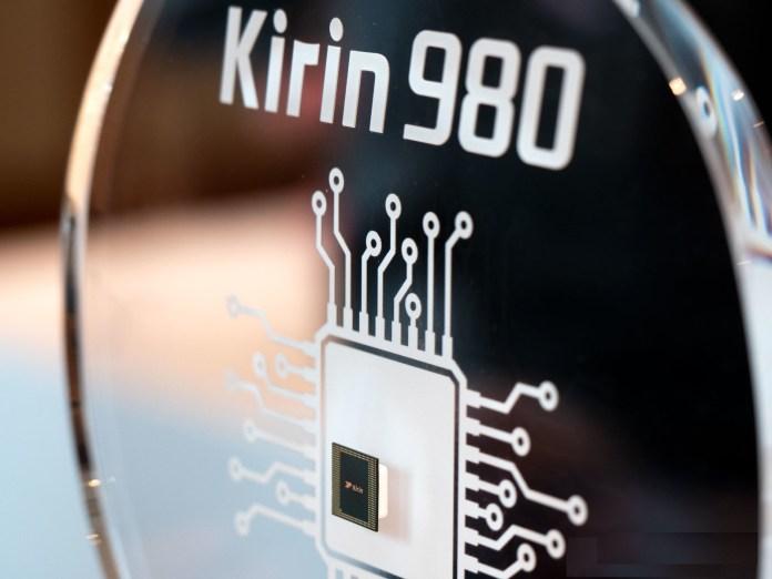 Huawei unveils new Kirin 980 processor