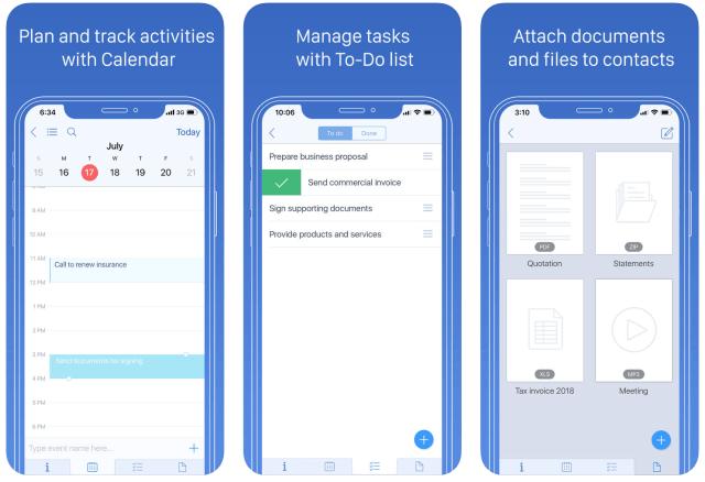 Top Contacts App Screenshots 2