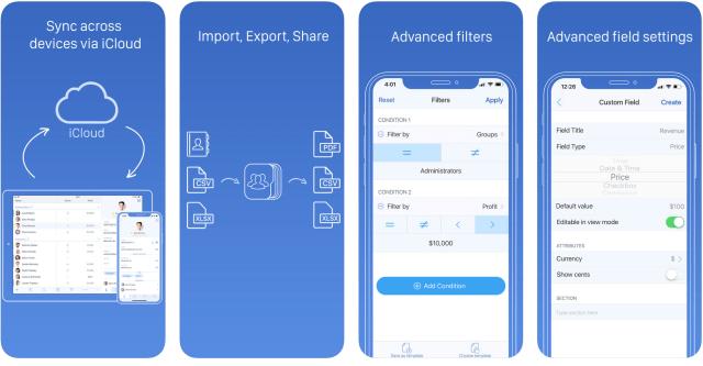 Top Contacts App Screenshots 3