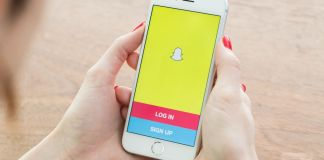 Shopping trends by Snapchat