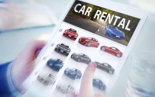 Car Rental Apps