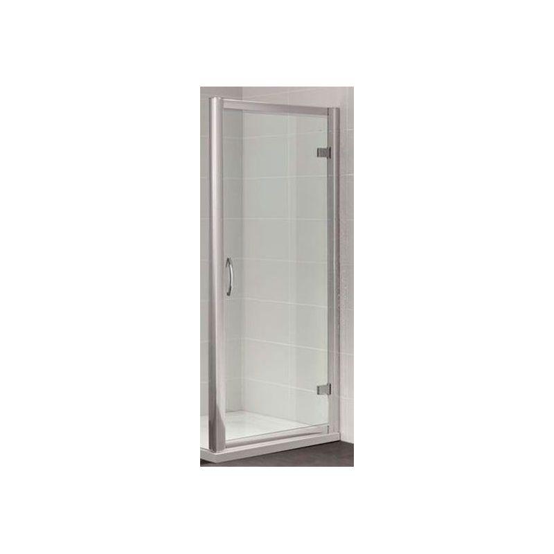 April Identiti2 1000mm Hinged Semi-Frameless Shower Door