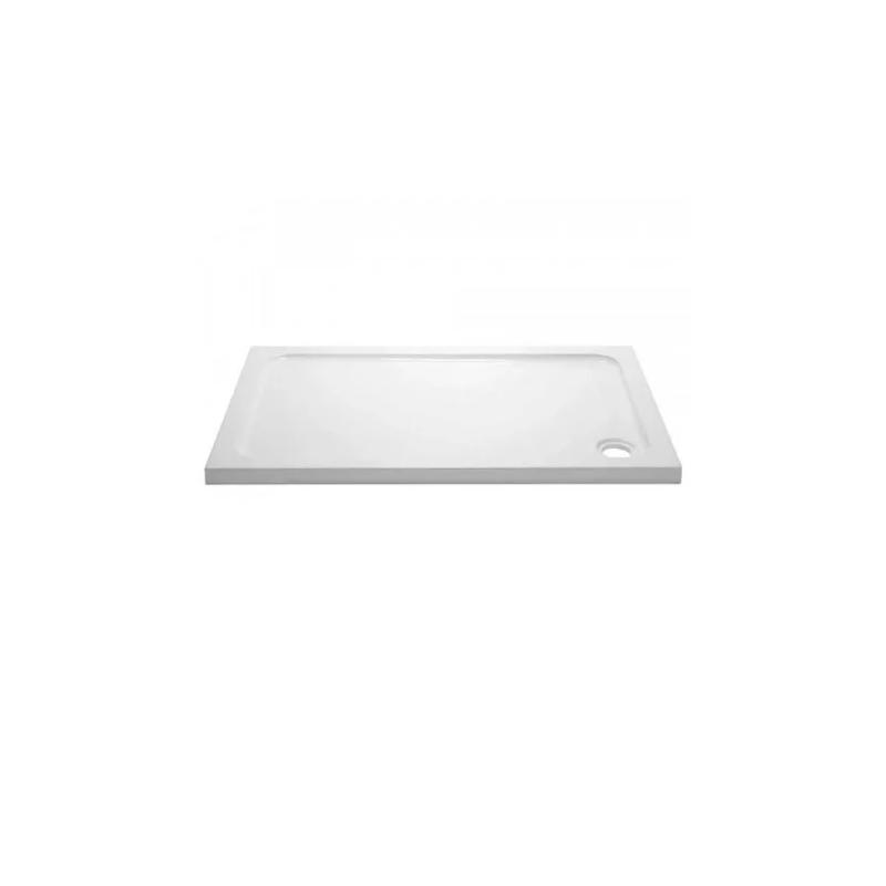 April 900x760mm Rectangular Shower Tray