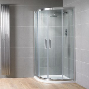 Aquadart Venturi 8 Double Door Quadrant Enclosure 800mm