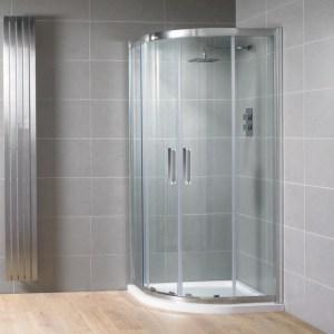 Aquadart Venturi 8 Double Door Quadrant Enclosure 900mm