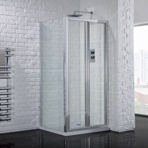 Aquadart Venturi 6 Bifold Shower Door 800mm