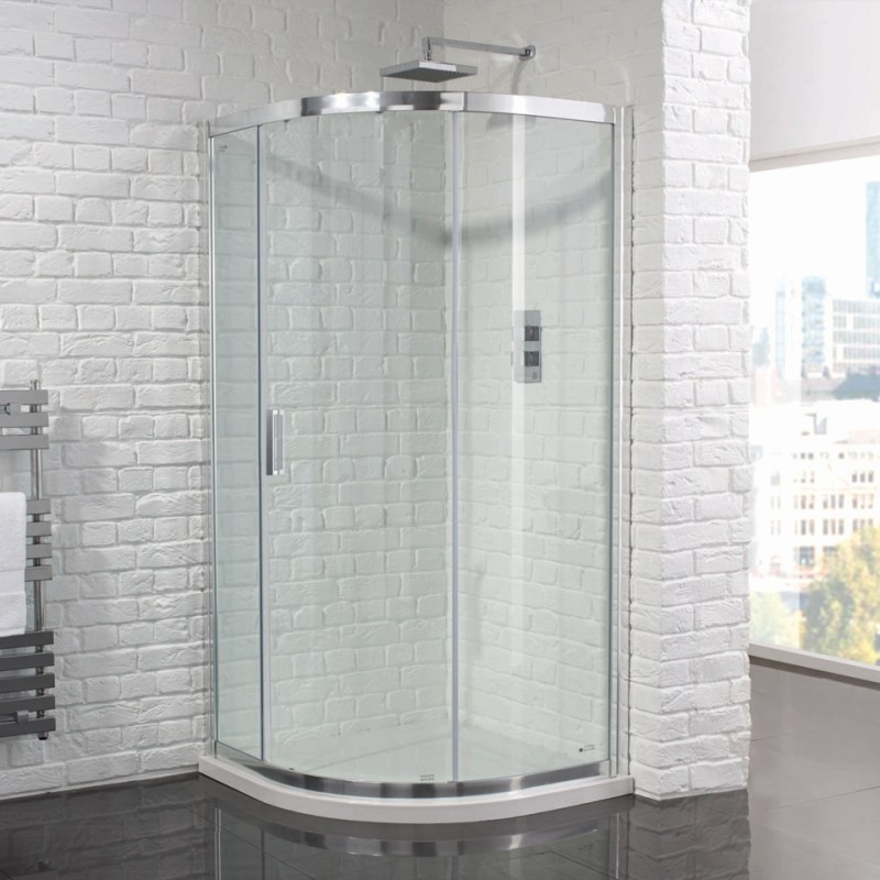 Aquadart Venturi 6 Single Door Quadrant Enclosure 1200x800mm