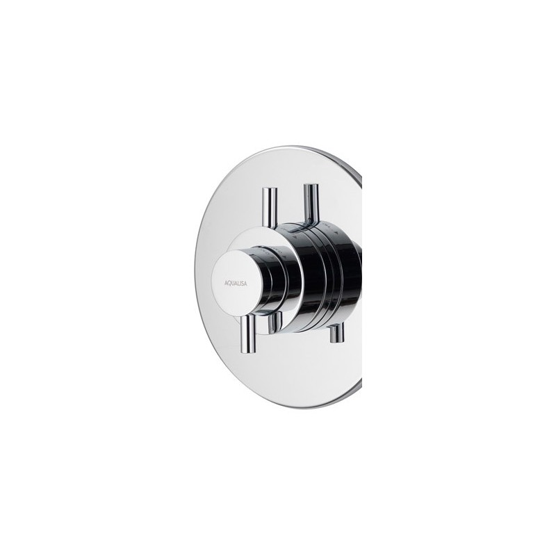 Aqualisa Aspire DL Concealed Shower with Fixed 105mm Head