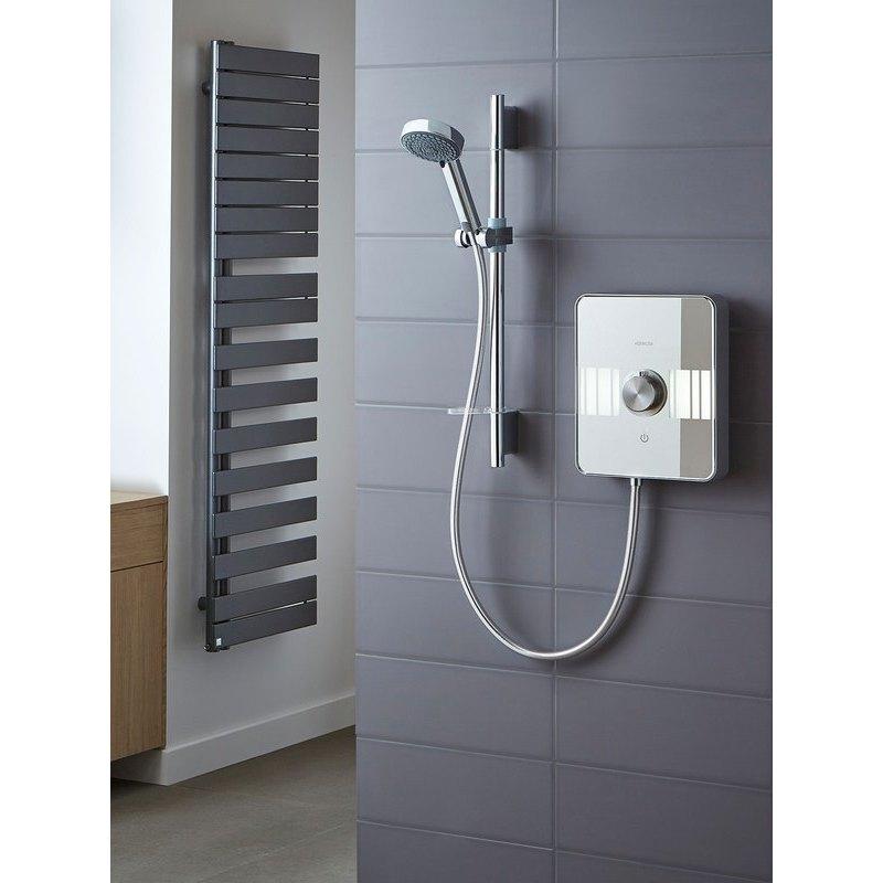 Aqualisa Lumi Electric 8.5kW Shower & Kit Chrome