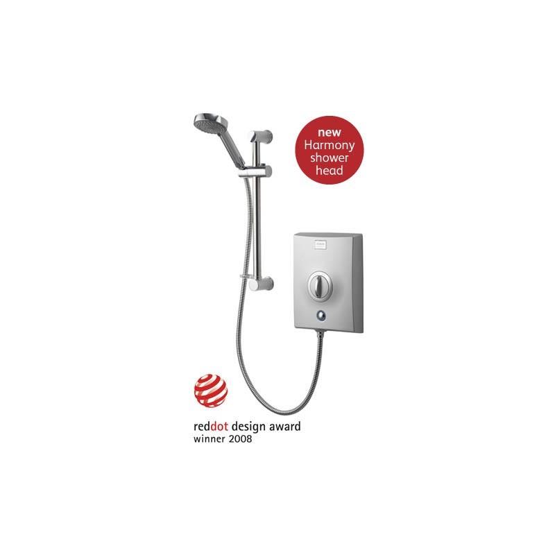 Aqualisa Quartz Electric with Harmony Electric Head 9.5kW