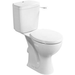 Armitage Shanks Sandringham 21 Raised Height Close Coupled Toilet Pack