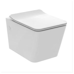 Armitage Shanks Edit S Wall Mounted WC Pan & Soft Close Seat
