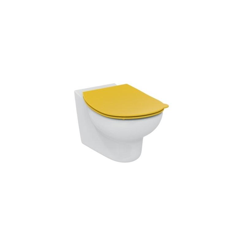 Armitage Shanks Contour 21 Splash Seat & Cover S4536 Yellow