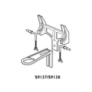Armitage Shanks Portman 21 Concealed Basin Bracket S9137