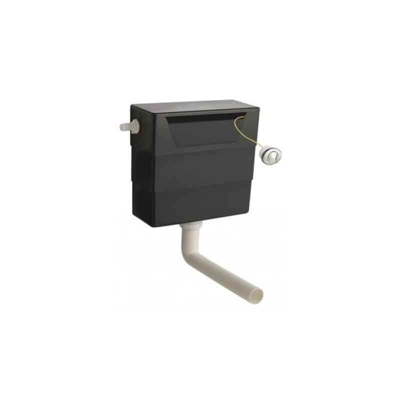 Bayswater Concealed Cistern & Push Button