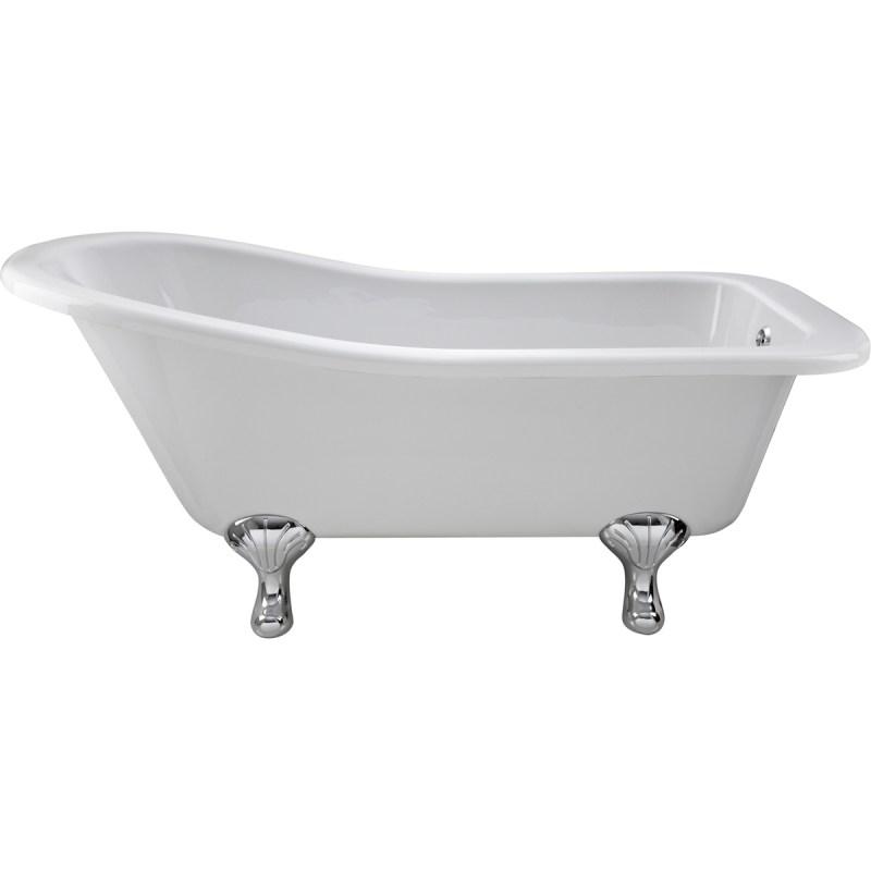 Bayswater Pembridge 1700mm Freestanding Slipper Bath