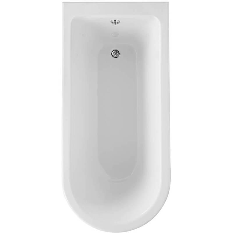 Bayswater 1700mm Single Ended Freestanding Shower Bath