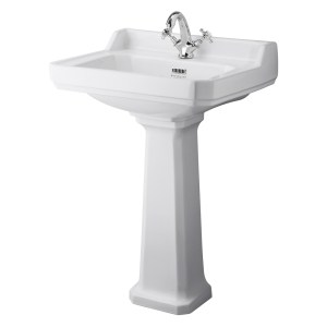 Bayswater Fitzroy 595mm 1 Tap Hole Basin
