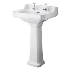 Bayswater Fitzroy Comfort Height Full Pedestal