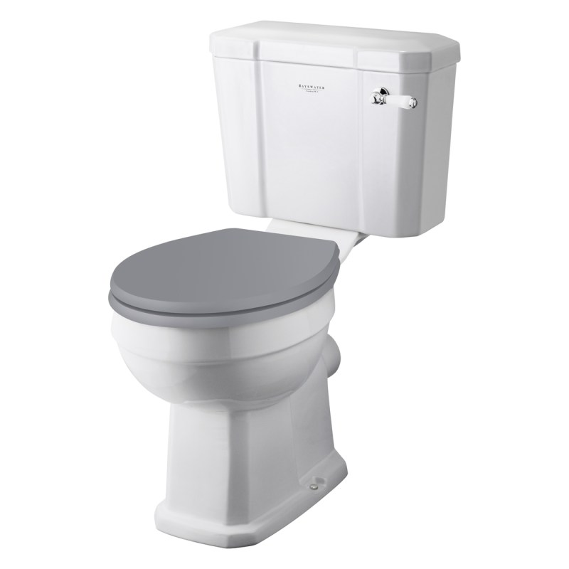 Bayswater Fitzroy Comfort Height WC Pan (Excluding Seat)