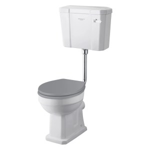 Bayswater Fitzroy Comfort Height High/Low Level WC Pan