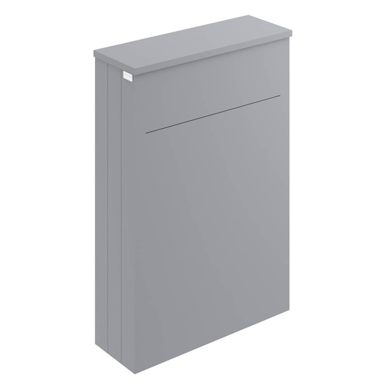 Bayswater Plummett Grey 550mm WC Cabinet